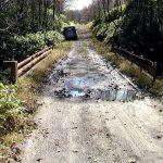 シートカチ林道沿いにある滝を見る〜新得町の滝見(2日目)
