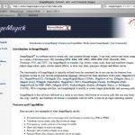 Imagemagickのインストール〜MacOSX自宅サーバ構築その8