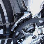 ESCAPE R3のクランクとフロントディレイラーの交換依頼