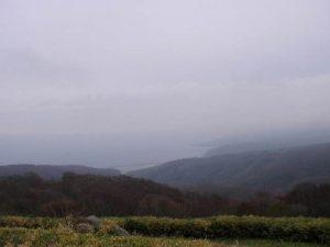 展望台から見た南東側