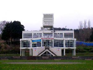 うにまる公園の建物