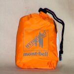 ツーリングフロントバッグ用レインカバー(モンベル)購入
