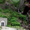 道北滝見ツアー1日目 雄冬岬の滝見学と天狗の滝下見