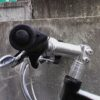 ステムを逆さにつけてみた〜ESCAPE R3(2008) プチ改造